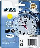 Epson 27XL DURABrite Ultra - Cartucho de tinta, color amarillo