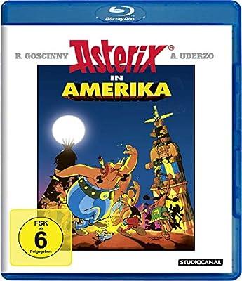 Asterix - In Amerika [Alemania] [Blu-ray]: Amazon.es: Hahn, Gerhard: Cine y Series TV
