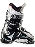 Womens Live Fit 60 Alpine Ski Boots - 23.5 - Black / White | amazon.com