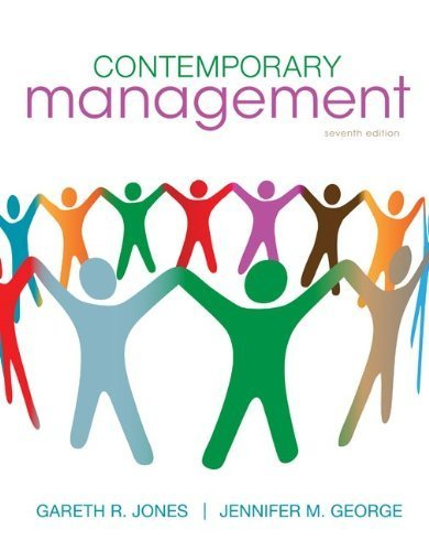 Essentials Of Contemporary Management Pdf