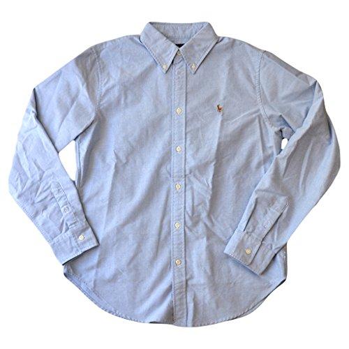 White Oxford Womens Shirt