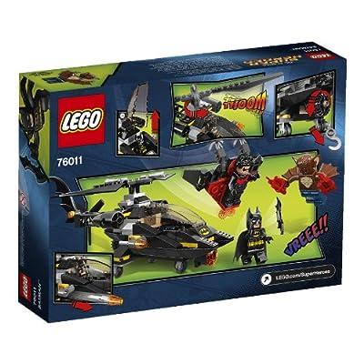 LEGO Superheroes 76011 Batman: Man-Bat Attack (Discontinued by manufacturer): Toys & Games