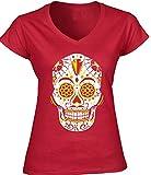 America's Finest Apparel Kansas City Sugar Skull Shirt - Women's