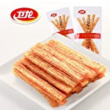 WEI LONG LATIAO Gluten Spicy Strips 68g 10PCS