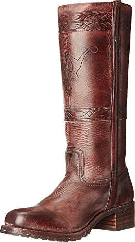 Frye Women's Campus Stitching Horse Boot - Walnut Montana...