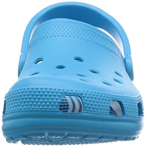 Crocs Unisex Klassiske Tette Elektrisk Blå