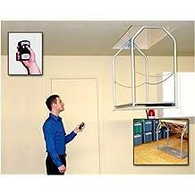 Versa Lift Storage Lift - 8-11ft. Lift, 56in.L x 28 3/4in.W, Platform, Wireless Remote, Model# 32WF by Versa-Lift