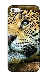 Excellent Design Leopard Animal Leopard Phone Case For Iphone 5/5s Premium Tpu Case