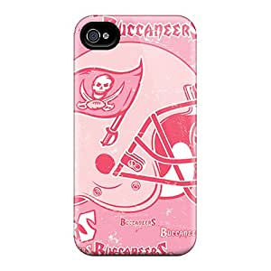 PRcases Design High Quality Tampa Bay Buccaneers Cover Case With Excellent Style For Iphone 4/4s