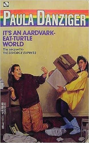 Amazon Its An Aardvark Eat Turtle World 9780440940289 Paula