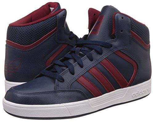 Couleurs Skateboard Hommes Mid maruni Adidas Buruni Varial Chaussures Pour Diverses Ftwbla De wgw6xpI