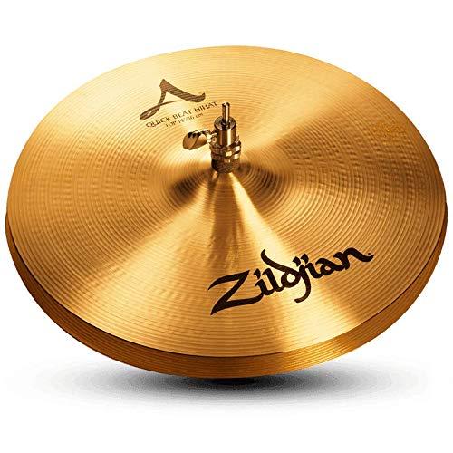 "B0002CZWZY Zildjian A Series 14"" Quick Beat Hi Hat Cymbals Pair 51nfzVRk7SL"
