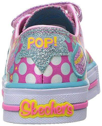 Skechers Kids Kids Shuffles-Poppin Posse Sneaker