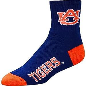 For Bare Feet Adult NCAA Crew Socks