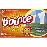 Bounce Dryer Sheets - Outdoor Fresh - 160 ct