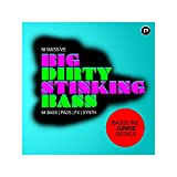 Big Dirty Stinking Bass [DVD non BOX] - ARE YOU READY FOR BIG DIRTY STINKING BASS? A fresh and upfront pack designed to cause complete mayhem on dance floors all o...