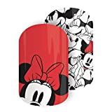 Jamberry Nail Wrap Disney Collection By Jamberry Bow Dacious - Half Sheet