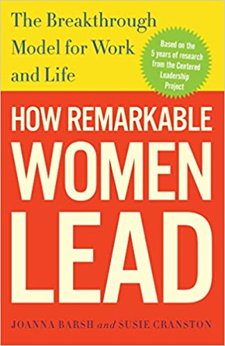 How Remarkable Women Lead: The Breakthrough Model for Work and Life download