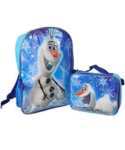 Disney Frozen Olaf Backpack with Detachable Insulated Lunch Kit