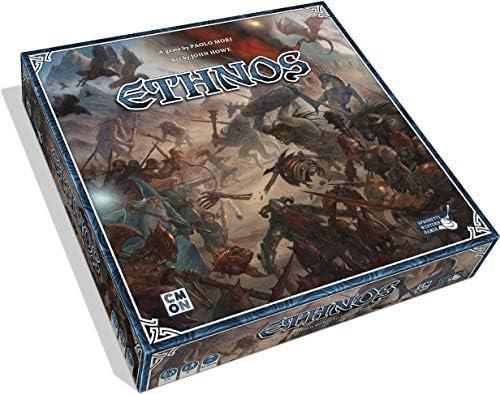 CoolMiniOrNot Juego Ethnos CMNETH001: Amazon.es: Juguetes y juegos