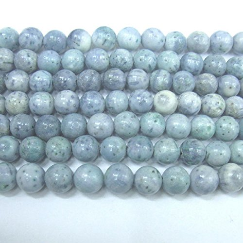 Coral 10mm Round Beads - 3