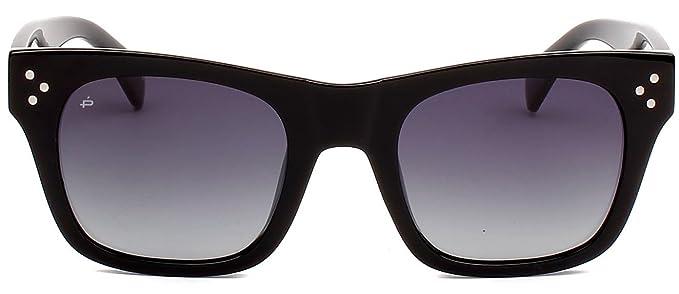 "712982b47ac05 PRIVÉ REVAUX ICON Collection ""The Classic"" Designer Polarized Geometric  Sunglasses"