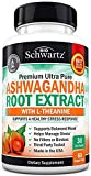 Ashwagandha Root Extract Caps with L-Theanine