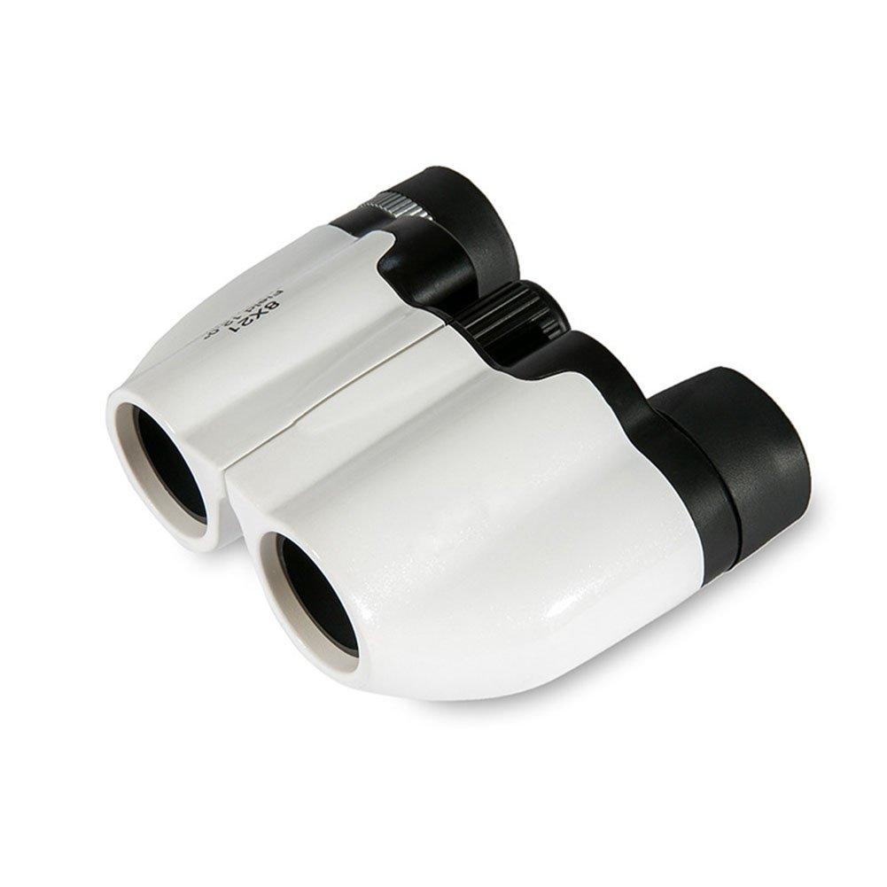 WYU HZJ HD Telescope-8X21 Dual Focus avec pour Observer Les Oiseaux Paysage, La Chasse, La RandonnéE, Le Camping, La RandonnéE, en Plein Air, Portable ImperméAble à l'eau