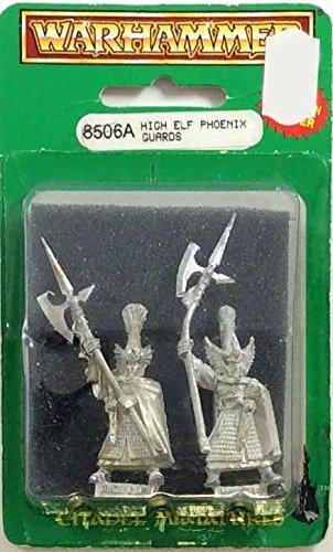 (Warhammer Fantasy - High Elves Phoenix Guards (Variant) (1993 Edition))