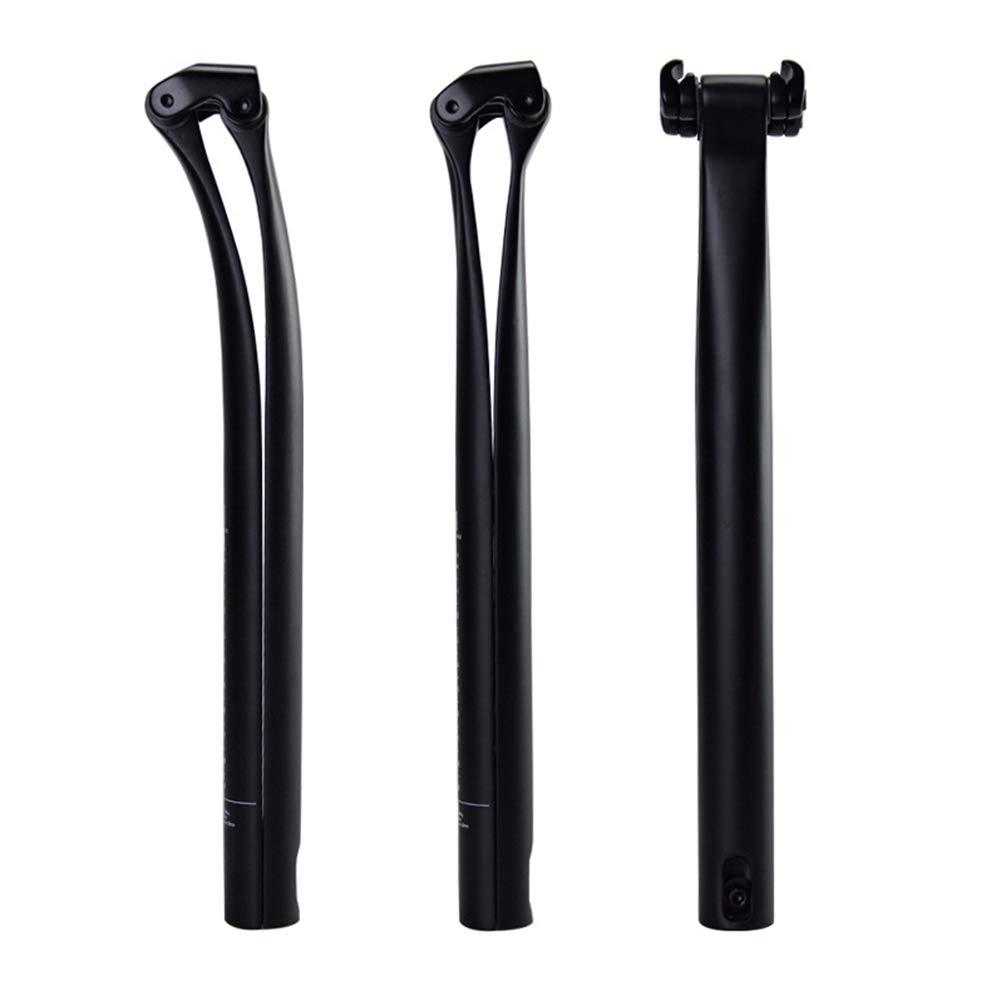 27,2 x 30,8 x 31,6 mm, Fibra de Carbono XQxiqi689sy Sport Tija de sill/ín para Bicicleta de monta/ña