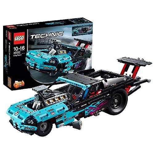 Technic-Drag Racer Drag Racer Set
