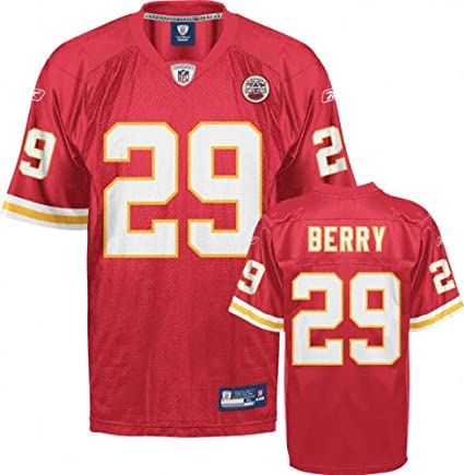cheap for discount fa269 6db9a Reebok Kansas City Chiefs Eric Berry Youth Replica Jersey Large