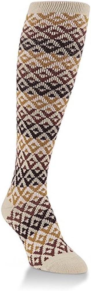 Women/'s Handknit Socks in Sassafras