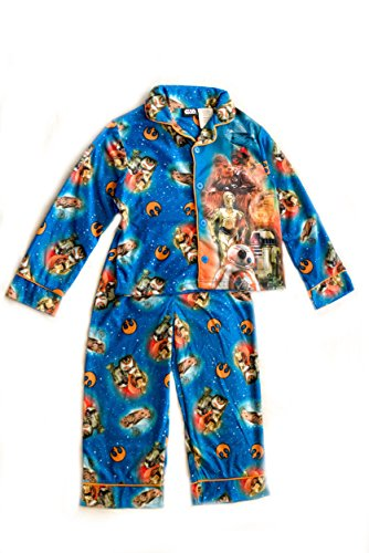 Star Wars Button Front Pajama