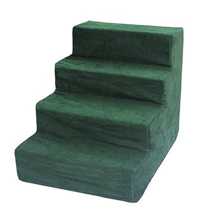 WYDM Escaleras para Perros 4 Pasos para escaleras de Gatos/Perros para Cama Alta,