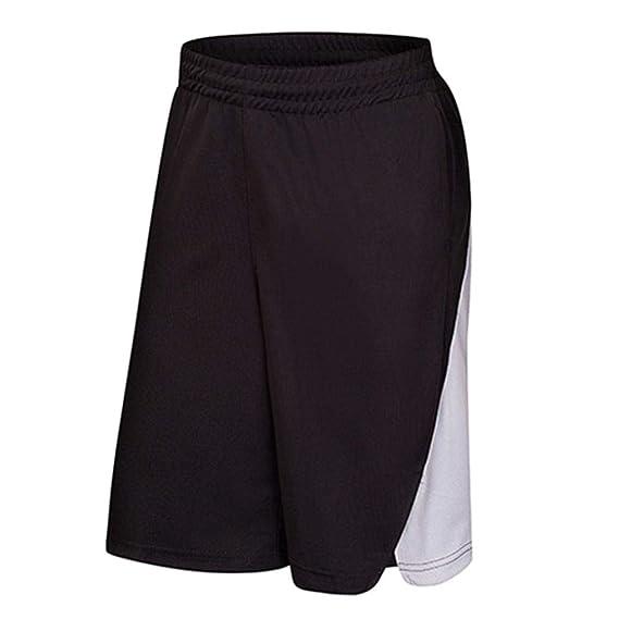 ITISME Homme Été Mode Short Run De Sport Trunks Respirant Fitness Sport De  Plage Amples Pantalons 10eff3612e55