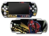 Spiderman Spider-man Avengers Amazing 2 Video Game Vinyl Decal Skin Sticker Cover for Sony PSP Playstation Portable Original Fat 1000 Series System