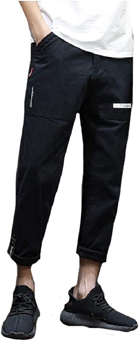 Nicellyer Mens Multicam Harem Comfort Soft Relaxed Fit Wild Cargo Pants