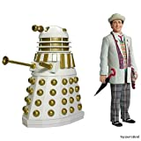 Doctor Who - The Seventh Doctor with Imperial Dalek Figure Set of 2