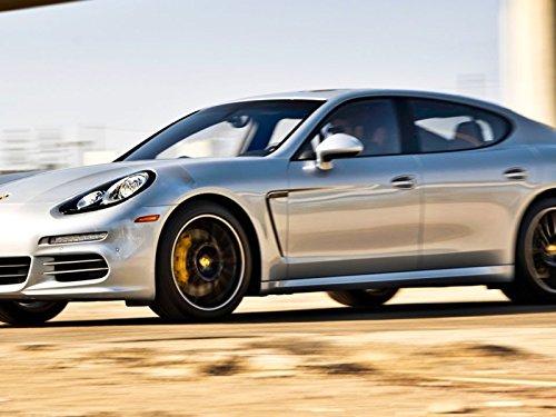 (2014 Porsche Panamera 4S: Is a Twin-Turbo V-6 Better Than a V-8?)