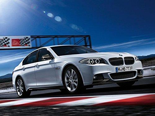 BMW 5 Series (47x35 cm \ 19x14 inch) Poster Seda Cartel High ...