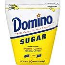 Domino Sugar, Granulated, Plastic Resealable Bag, 10 lb