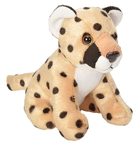 Wild Republic Cuddlekins Cheetah (Wild Republic Lil' Cuddlekins Cheetah Plush)