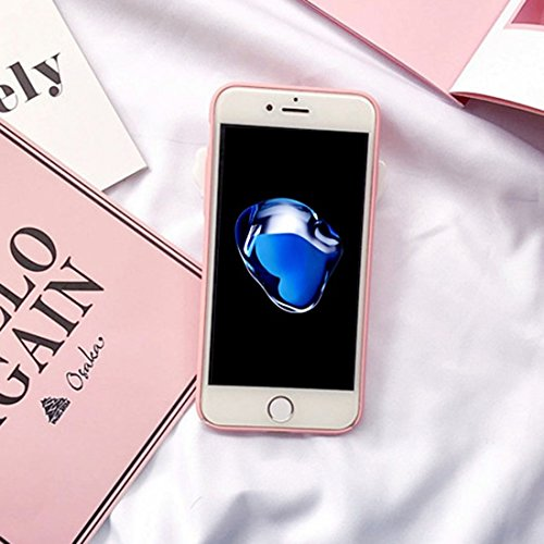 MXNET IPhone 7 Plus Fall, 3D Flügel und Stern Zauberstab schützender rückseitiger Abdeckungs-Fall CASE FÜR IPHONE 7 PLUS ( SKU : Ip7p2664a )