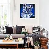 Euone 5D DIY Diamond Painting Embroidery Full Square Diamond Home Decor Gift (20×20cm)