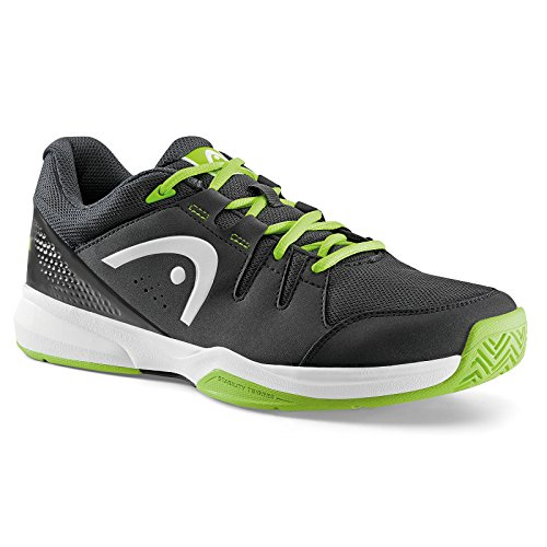 Green Brazer Adults' HEAD Neon Raven Black Unisex Tennis Shoes AcfAOpRwq