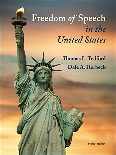 Freedom of Speech in the United States, 8th edition