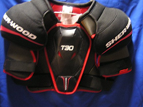 Sherwood Pads Shoulder (Sherwood T30 Youth Hockey Shoulder Pads Size Small)