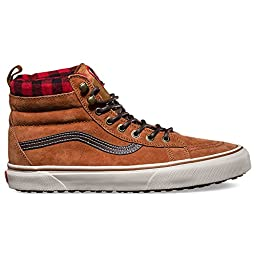 Vans Unisex Sk8-Hi MTE (MTE) Glazed Ginger Skate Shoe 9.5 Men US / 11 Women US