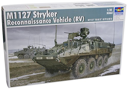 Trumpeter 1/35 M1127 Stryker Recon Vehicle